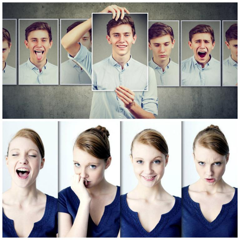 подростки эмоции